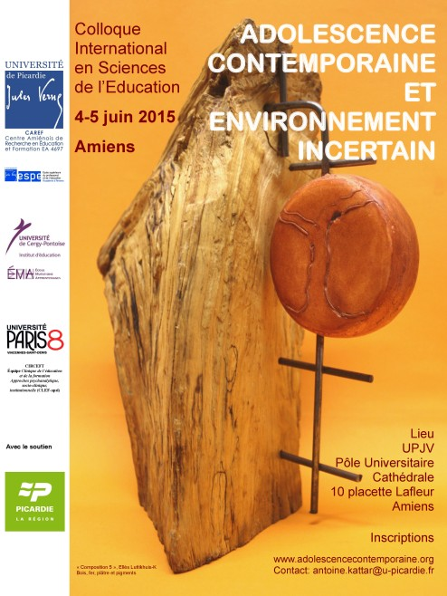Affiche ACEI Colloque 2015