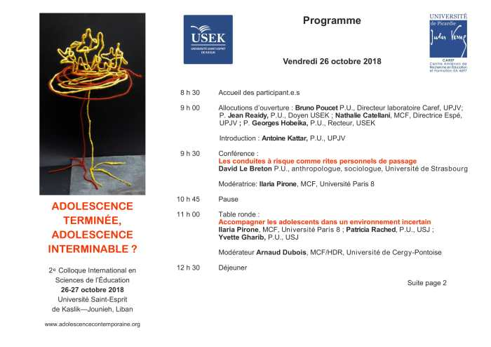programme colloque adolescence terminée, adolescence interminable version 26 septembre 2018-1