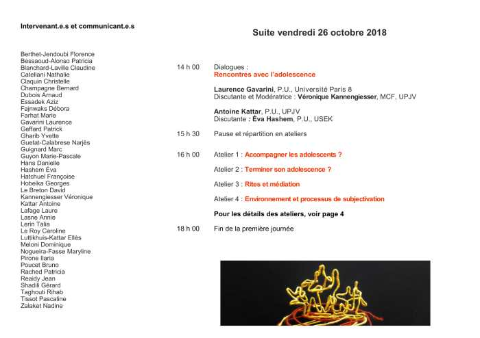 programme colloque adolescence terminée, adolescence interminable version 26 septembre 2018-2